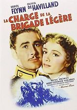 The Charge of the Light Brigade DVD Errol Flynn Brand New and Sealed UK R2