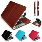 PU Leather Laptop Sleeve Bag Case Cover for MacBook Air 11 13 Pro Retina 13 15