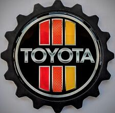 *LIMITED EDITION  toYOTA Yoda Tacoma TRD / FJ / SR5 - GRILLE BADGE 1980 STYLE