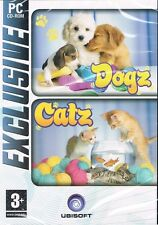 Dogz 2006 Plus Catz 2006 Double Pack pc * new & sealed *