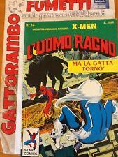 Uomo Ragno Star Comics N.12 Con Bollino Ottimo