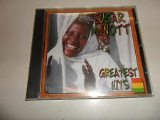 Cd  Greatest Hits von Sugar Minott