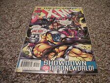 Uncanny X-Men #345 (1963 Series) Marvel Comics NM