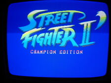 STREET FIGHTER 2 CHAMPION EDITION / BOOT-LEG / WORKING / ARCADE JAMMA PCB * 599