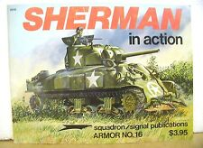 Sherman in action by Bruce Culver & Illustrated by Don Greer 1977