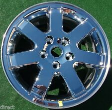 2009 2010 Brand New Genuine OEM Factory Jeep COMMANDER Chrome 18 inch WHEEL 9094