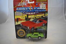 Johnny Lightning Muscle Cars USA 1969 GTO Judge - Series 5 - Green