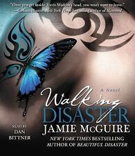Walking Disaster 2013 by McGuire, Jamie 1442360941 ExLibrary