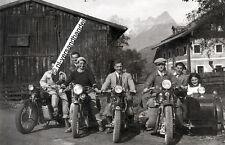 Motorrad 1932 - Puch - Motosacoche  - Archiv Verlag -  nl-Versandhandel