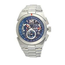 Sector Men's R3273671035 Chronograph Luminous Tachymeter Stainless Steel Watch
