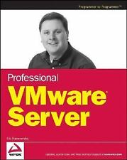 Professional VMware Server Hammersley, Eric Paperback