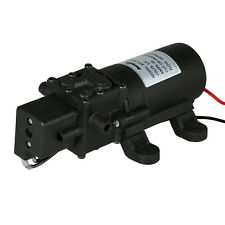 RV Marine DC 12V 1.2GPM 80PSI Pressure Demand Water Diaphragm Self Priming Pump