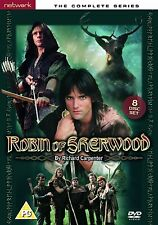 Robin Of Sherwood The Complete Collection DVD Peter Llewellyn Williams 1984
