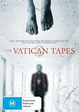 The Vatican Tapes (Dvd) Horror, Thriller Movie