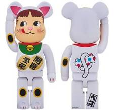 MEDICOM TOY BE@RBRICK Peko chan Beckoning Cat 1000% 2016 Maneki Neko BEARBRICK