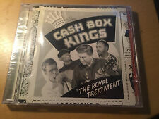 "The Cash Box Kings ""The Royal Treatment"" cd SEALED"