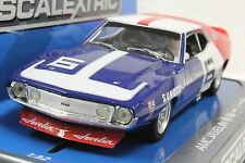 SCALEXTRIC C3731 AMC JAVELIN SCCA TRANS AM WATKINS GLEN 1971  1/32 SLOT CAR DPR