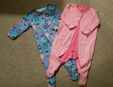 0-3 month girl baby grow