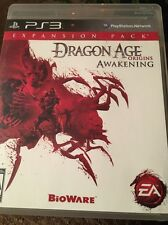 Dragon Age Origins Awakening (PS3) Complete FAST SHIPPING
