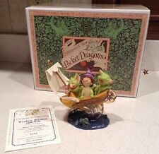 Pocket Dragons Wynken, Blynken, and Nod Real Musgrave New COA 0344 of 5000