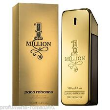 1 MILLION pour Homme EDT 100 ml Spray  - Profumo Uomo Paco Rabanne ONE