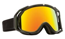 NEW Electric Rig Black Red Mirror ski snowboard goggles + lens 2016 Msrp$160