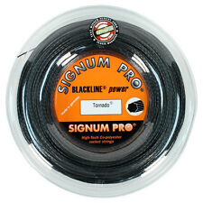Signum Pro - Tornado 1.29mm/16G Tennis String - 200m Reel - Free UK P&P