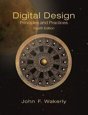 Digital Design: Principles and Practices 4th Edition, Book only