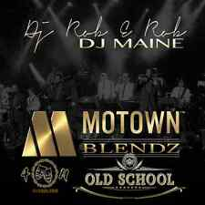 DJ Rob E Rob MOTOWN Blends & Remixes (Mix CD) Old School R&B RNB Mixtape CD