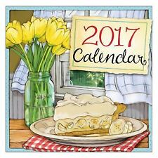 Gooseberry Patch Wall Calendar 2017 by Gooseberry Patch (2016, Hardcover)