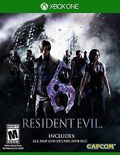 XBOX ONE Spiel Resident Evil 6 HD NEU&OVP Paketversand