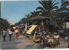 Alte Postkarte - Loano - Promenade