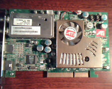 AGP card ATI Radeon AIW 9600 XT 128M 102A0900300 099573 FM TV AM 109-A09000-00