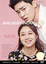 Jealousy Incarnate Korean Drama (5DVDs) Excellent English & Quality!