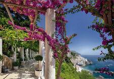 Komar Fototapete 8-931 Amalfi - ca. 368 x 254 cm - Lieferung kostenlos in DE