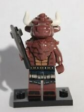 Genuine Lego 8827 Series 6 Minifigure no. 8 Minotaur