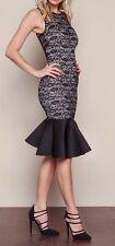 Lace crochet dress mermaid tail chiffon sleeveless