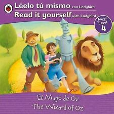 The Wizard of OzEl mago de oz: Bilingual Fairy Tales (Level 4) (Read It Yourself