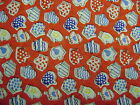 Red Oven Gloves Polycotton Craft/Bunting/Dress Fabric 112cm Wide SOLD PER METRE
