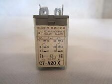 RELECO C7-A20X ICE CUBE RELAY DC24V COIL 8 PIN