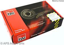 Timing Chain Kit + Gears FAI Vauxhall Agila Astra Combo Corsa Tigra 1.0 1.2 1.4