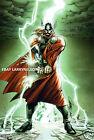 THOR MARVEL COMIC BOOK POSTER J SCOTT CAMPBELL VARIANT AVENGERS GOD OF THUNDER