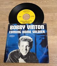 45 tours USA Bobby Vinton Coming home soldier 1966 VG+