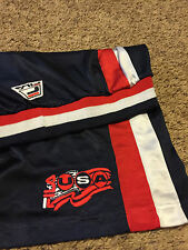 VTG 90's XL FILA USA Basketball Shorts Grant Hill Rare Dream Team jersey kicks