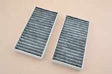 OEM Quality Replacement Cabin Air Filter for Jeep Wrangler 55111302AA Set of 2