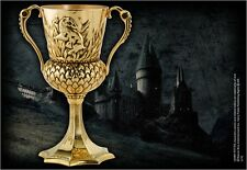Harry Potter Kelch The Hufflepuff Cup Hogwarts Movie Prop Replika