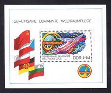 Germany DDR 2097 MNH Cosmonauts - Salyut 6 & Soyuz Intercosmos Space Program SS