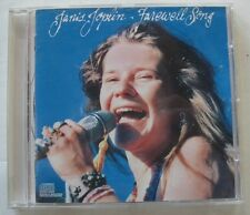 JANIS JOPLIN (CD)  FAREWELL SONG