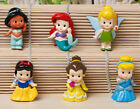 New Lot 6pcs/set Baby princess figure snow white series toys 4-5cm gift free