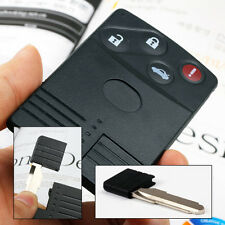 Smart Keycard for 06-09 Mazda 5 6 RX-8 CX-7 CX-9 Remote Flip Key Case Blade 4B